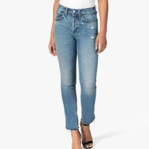 BOYISH The Billy Button Fly High Waisted Jeans